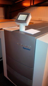 Screen Platerite 43005 Thermal CPT System, at AC Print Ltd, Paignton