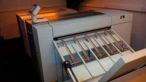 Screen Platerite 43005 Thermal CPT System at AC Print Ltd, South Devon