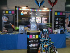 Business print exhibition stand exhibition graphics in Torbay