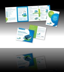 Flyers, brochures, magazines commercial print by AC Print Ltd, South Devon