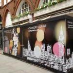 Wide format print shop window by AC Print Ltd