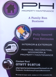 A5 leaflet commercially printed using digital print by AC Print Ltd Torbay, nr Exeter