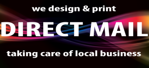 Direct Mail Print by AC Print Ltd, Paignton nr Newton Abbot