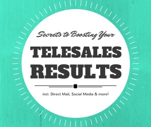 AC Print Ltd South Devon Secrets to Boosting Your Telesales Results incl direct mail