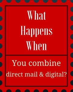 What happens when you combine direct mail and digital by AC Print Ltd South Devon