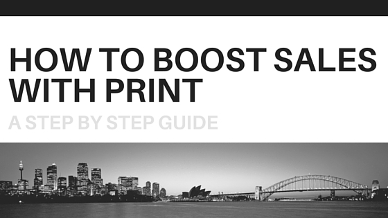 How to boost sales withbusiness print a ste by step guide by AC Print Ltd