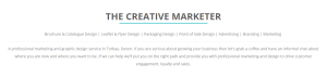 The Creative Marketer Guest Blog Post for AC Print Ltd It's Not Just Business Card